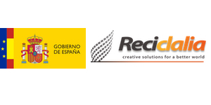 Reciclalia is the only company authorized to recycling of composites